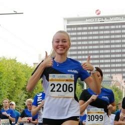 Tallinna Maratoni Sügisjooks 10 km - Sireli Sallo (2206)