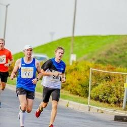 Tallinna Maratoni Sügisjooks 10 km - Christopher Christjan Lään (290)
