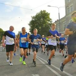 Tallinna Maratoni Sügisjooks 10 km - Keith Snedden (1525), Andre Jermakov (3729)