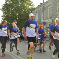 Tallinna Maratoni Sügisjooks 10 km - Aavo Halling (6012)