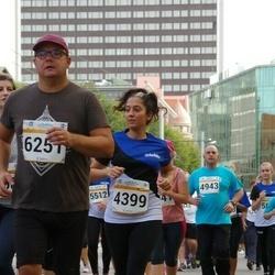 Tallinna Maratoni Sügisjooks 10 km - Beril Aydogan (4399), Hellar Lill (6251)