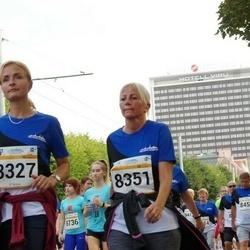 Tallinna Maratoni Sügisjooks 10 km - Annika Rooväli (8351)