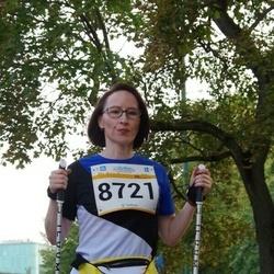 Tallinna Maratoni Sügisjooks 10 km - Anastasiia Taratynova (8721)