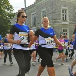Tallinna Maratoni Sügisjooks 10 km - Annika Kouru (8774)