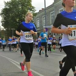 Tallinna Maratoni Sügisjooks 10 km - Anna-Grete Juchnewitsch (4845)