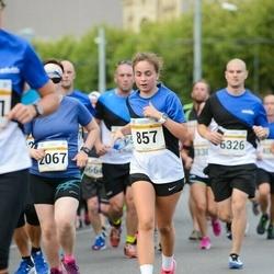 Tallinna Maratoni Sügisjooks 10 km - Adele Metsniit (857)