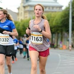 Tallinna Maratoni Sügisjooks 10 km - Anna Mohnatseva (1163)