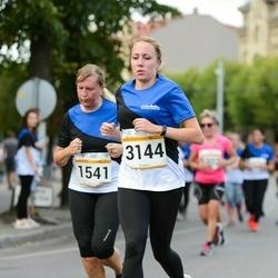 Tallinna Maratoni Sügisjooks 10 km - Anna Naumova (3144)