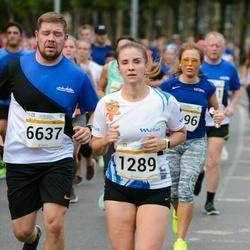 Tallinna Maratoni Sügisjooks 10 km - Anna Markova (1289)