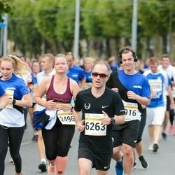 Tallinna Maratoni Sügisjooks 10 km - Arthur Klaos (6263)