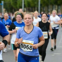 Tallinna Maratoni Sügisjooks 10 km - Anastassia Zdanevitš (5068)