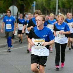 Tallinna Maratoni Sügisjooks 10 km - Anni Rahula (6228)