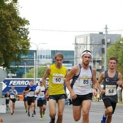 Tallinna Maratoni Sügisjooks 10 km - Artur Sadovski (60), Aare Kutsar (85)