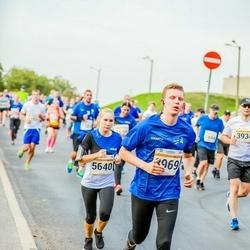 Tallinna Maratoni Sügisjooks 10 km - Taavi Rehepapp (3969), Anni Pallav (5640)