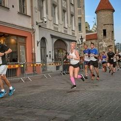 Tallinna Maratoni Sügisjooks 10 km - Arturs Žeibe (697), Aare Selge (966)