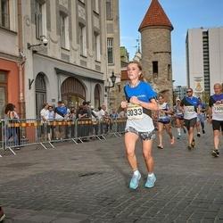 Tallinna Maratoni Sügisjooks 10 km - Enn Masing (1506), Pavel Kosmatšov (1582), Catherine Gibson (3033)