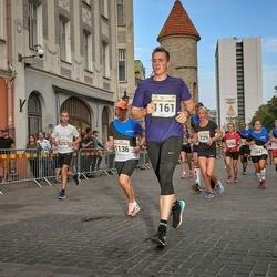 Tallinna Maratoni Sügisjooks 10 km - Regina Rähmonen (729), Annely Kaur (1136), Henry Lepik (1161), Lauri Sarikas (6257)