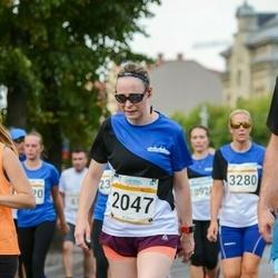 Tallinna Maratoni Sügisjooks 10 km - Amandine Bernhard (2047)