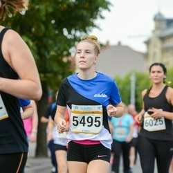 Tallinna Maratoni Sügisjooks 10 km - Cätrin Rikka (5495)
