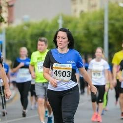 Tallinna Maratoni Sügisjooks 10 km - Anneli Sildmaa (4903)