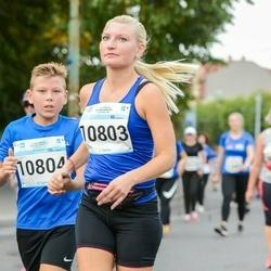 Tallinna Maratoni Sügisjooks 10 km - Anna Khandogina (10803)