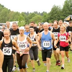 Kõva Mehe Jooks - Viiu Juurik (56), Kadi Kuusk (105), Raul Lõhmus (133), Liane Adamson (318)