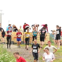 Kõva Mehe Jooks - Timothy Simon Boughton (22), Evelyn Ilves (45), Juula Orav (175), Margit Peebo (190), Aaron Oks (333)
