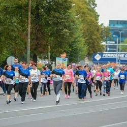 Tallinna Maratoni Sügisjooks 10 km - Anders Gjerde Sørbotten (3237), Helen Hurt (5428), Merje Muiso (8044), Eha Jakobi (8045), Alice Merilain (9728), Kätri Laak (10031), Savelli Aus (12617)