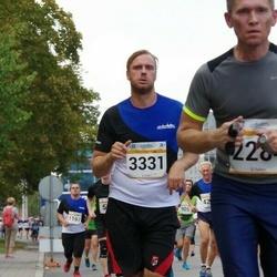 Tallinna Maratoni Sügisjooks 10 km - Ago Veskimäe (3331)