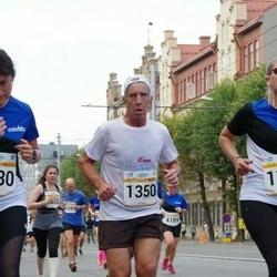 Tallinna Maratoni Sügisjooks 10 km - Bruno Münter (1350)