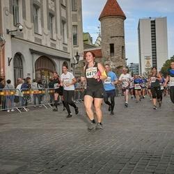 Tallinna Maratoni Sügisjooks 10 km - Orsolya Soosaar (4479), Annely Jaanson (5104), Mattias Klaus (6039)
