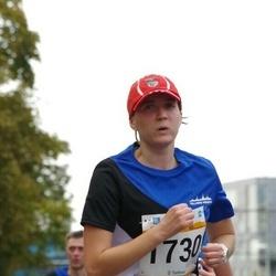 Tallinna Maratoni Sügisjooks 10 km - Anna Lazartšuk (1730)
