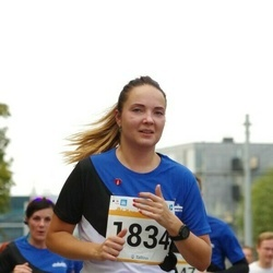 Tallinna Maratoni Sügisjooks 10 km - Berit Vals (1834)