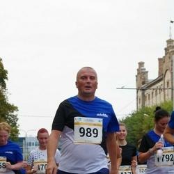 Tallinna Maratoni Sügisjooks 10 km - Aarne Lätte (989)