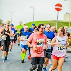Tallinna Maratoni Sügisjooks 10 km - Alexander Sokolov (6458), Maria Shcheperina (6459)