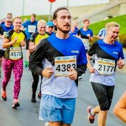 Tallinna Maratoni Sügisjooks 10 km - Auri Ilimar (2177), Abadan Alican (4383)