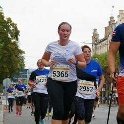 Tallinna Maratoni Sügisjooks 10 km - Brit Truuts (5365)