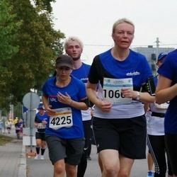 Tallinna Maratoni Sügisjooks 10 km - Ana Sofia Da Silva Marques (4225)