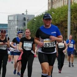 Tallinna Maratoni Sügisjooks 10 km - Agnes Pärnamägi (8376)
