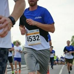 Tallinna Maratoni Sügisjooks 10 km - Ago Kobrusepa (4532)