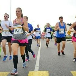 Tallinna Maratoni Sügisjooks 10 km - Agnese Lagzdina (3371)