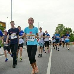 Tallinna Maratoni Sügisjooks 10 km - Urmas Luhaäär (1425), Anna-Ly Truusalu (2617)