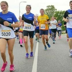 Tallinna Maratoni Sügisjooks 10 km - Agata Jankowska-Burek (3853)