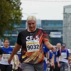 Tallinna Maratoni Sügisjooks 10 km - Anna Aavik (9032)