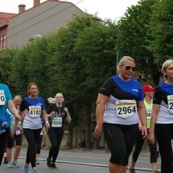 Tallinna Maratoni Sügisjooks 10 km - Annika Kiho (2964)