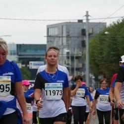 Tallinna Maratoni Sügisjooks 10 km - Anastasia Antonova (11973)