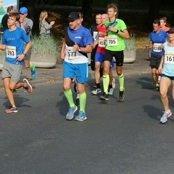 Tallinna Maratoni Sügisjooks 10 km - Piia Doyle (161), Aare Randma (577)