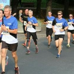 Tallinna Maratoni Sügisjooks 10 km - Mihkel Sudarinen (613), Andre Tammik (1262)