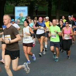 Tallinna Maratoni Sügisjooks 10 km - Kristi Lootus (1715), Niina Biševa (1846), Anna Maria Võsu (3191)