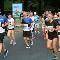 Tallinna Maratoni Sügisjooks 10 km - Aare Treier (3590)